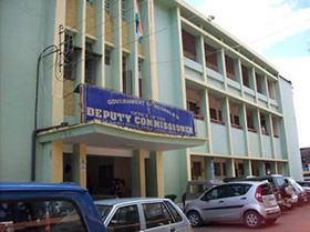 Office of the Deputy Commissioner